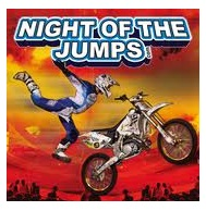 night of the jumps fmx dirtbike event