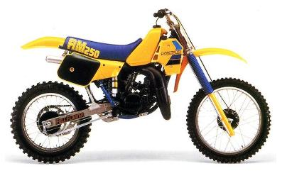 old suzuki 250 classic