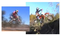 pictures of dirtbikers and pitbikers doing jumps