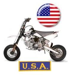 pit bikes usa american dirt bikes