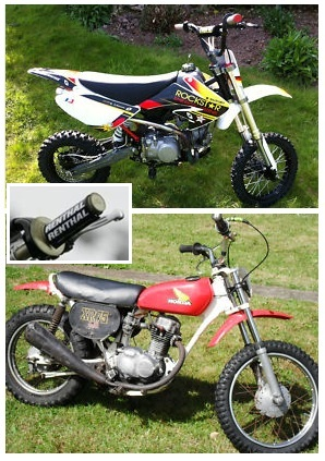 pitbikes and dirt bikes pitbike parts