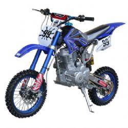 plastics dirt bike