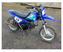 pocket dirtbike for sale