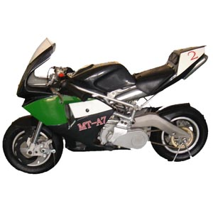 pocket rocket dirt bike