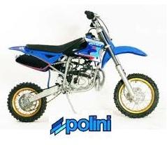 polini motocross mini motorbike