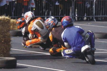 mini motos events