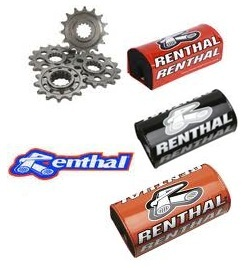 renthal fat bars renthal sprocket
