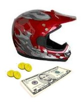 saving cash when buying motocross bikes and gear