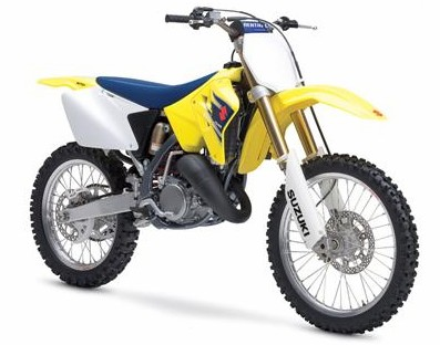 suzuki 125 dirt bike