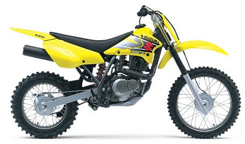 suzuki dirt bike part