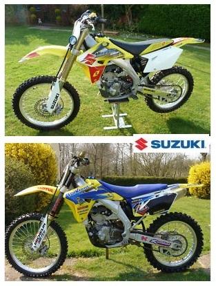 suzuki dirt bike suzuki dirt bikes