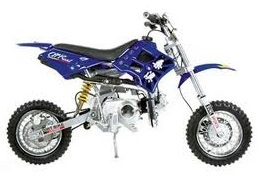 the 70cc Dirt Bike SLD 70XT pitbike