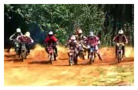 the Challenge of Pit Bike Racing