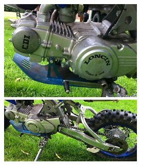 the maintenance of mini dirt bikes