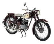 the yamaha YA1 was built in 1954