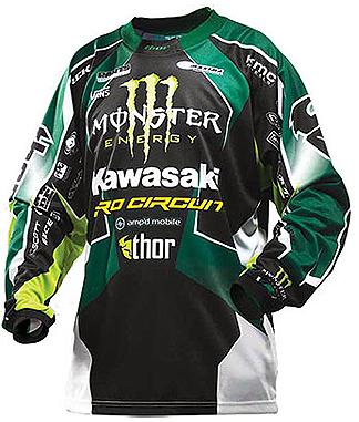 the thor mx jersey