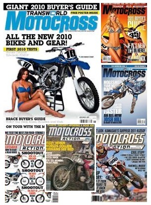 transworld motocross motocross action magazine
