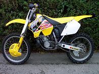 used atv and dirt bike