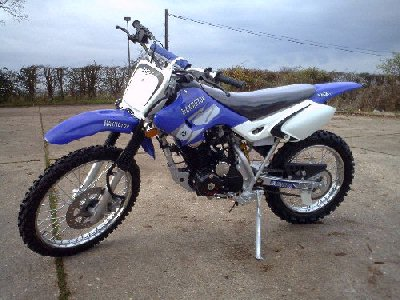 Dirt Bikes Yamaha 150 For Sale Used dirt bike Yamaha