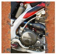 a used honda dirtbike motocross motorbike