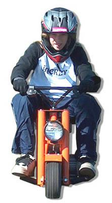 used mini dirt bike