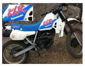 used off road dirt bikes for sale