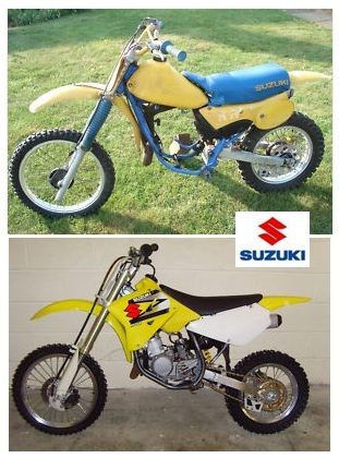 vintage dirt bikes kids dirt bike