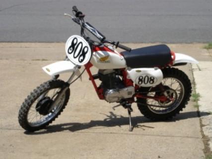 vintage dirtbike parts