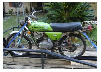 vintage kawasaki dirt bikes