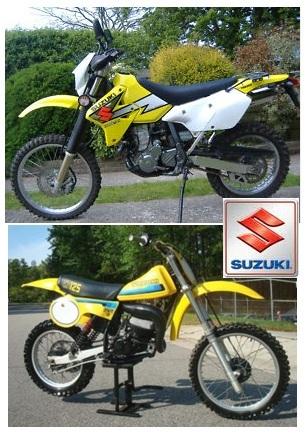 vintage suzuki dirt bikes suzuki drz 400