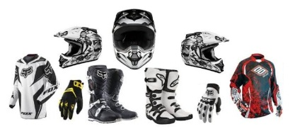 Motorcross Gear For The Tuff N Gritty Dirt Tracks