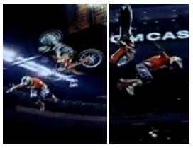 when a motocross jump goes wrong crash