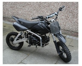 why not buy a used pitbike