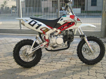 50cc bike dirt mini