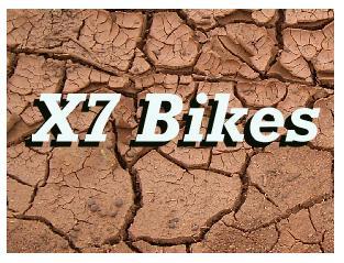 x7 pocket bikes