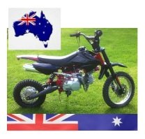 70cc Australian pit bike for mini motocross