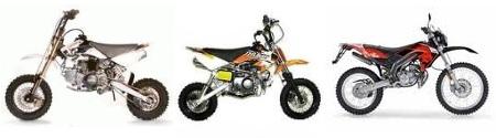 Aprilia Mini RX 50 Pitster Pro X2 Pit bike Thumpstar Super 125cc