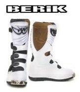 BERIK mx motocross dirtbike boots