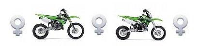 Famous Motocross girls who love their dirt bikes