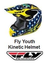 Fly Youth Kinetic Helmet