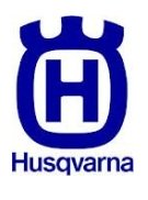 Husqvarna mx Motorbike logo