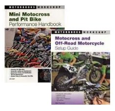 Mini Motocross and Pit Bike Performance Handbook Motocross and Off Road Motorcycle Setup Guide