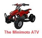 Minimoto All terrain vehicles