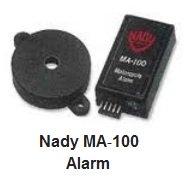 Nady MA 100 alarm for bikes