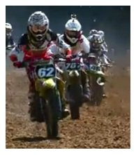 Popular mini motocross