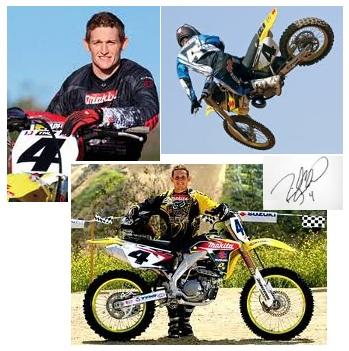 Ricky Carmichael motocrosser