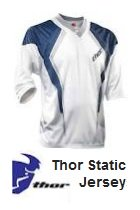 Thor Static dirt bike Jersey