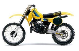 vintage suzuki dirt bikes