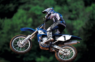 yamaha dirtbike pipes