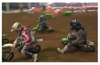 You gotta love the pit bike videos of fast action races